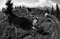 Moutainbike-Downhill-Asitz-Leogang